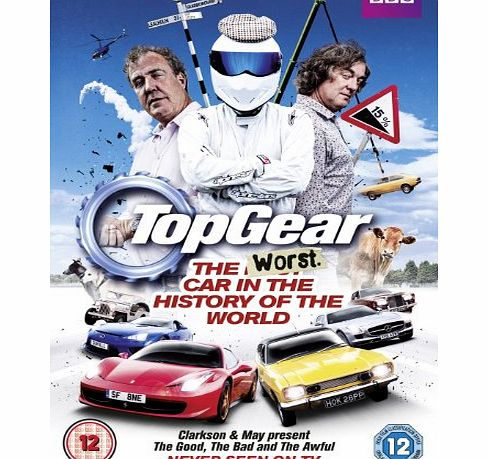 - The Worst Car in The History of The World [DVD + UV Copy]